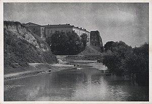 Klevan Castle - Klevan Castle in Volynia