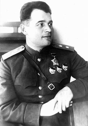 Ivan Chernyakhovsky - General of the Army Ivan Chernyakhovsky