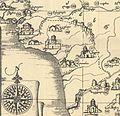 Келасурская стена на карте Вахушти Багратиони обозначена пунктиром и отчего-то идет вдоль Ингури (Вахушти Багратиони в XVIII веке).jpg