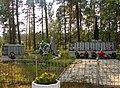 Кирилловское, Мемориал и братские захоронения советских воинов 1.jpg