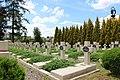 Личаківське, Військовий меморіал — Личаківське військове кладовище.jpg