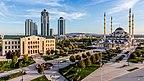 Czeczenia - Grozny - Rosja