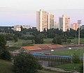Минск. Стадион (вид из окна отеля АГАТ).jpg