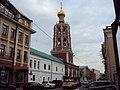 Настоятельский дом Петровка ул дом 28 строение 2 Тверской Центральный округ Москва.JPG