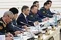 Официальный визит Министра обороны Российской Федерации генерала армии Сергея Шойгу в Астану 05.jpg