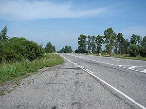 Mikhaylovsky District, Amur Oblast - Road in Mikhaylovsky District