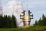 Первый испытательный пуск ракеты-носителя «Ангара-1.2ПП» 12.jpg