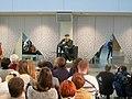 Писатель Алексей Иванов на встрече с читателями в Екатеринбурге (сентябрь 2016 года).jpg