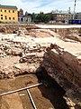Раскопки фундамента собора КИБМ КБМ (31 мая 2016 г.) - 3.JPG