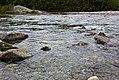 Река в Хибинах. Поход в Хибины в августе 2012 года. Группа под руководством Маркова Дмитрия, Нижегородский горный клуб.jpg