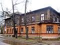 Санкт-Петербург. Лесотехническая Академия. Здание бывшей больницы и аптеки.JPG
