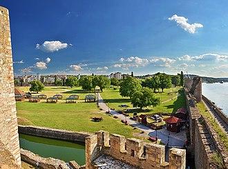 Smederevo - Inside Smederevo Fortress