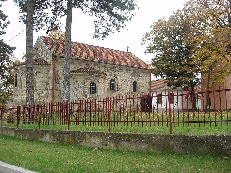 Српска православна црква у Ражњу - Serbian Orthodox Church in Ražanj