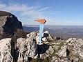 Укріплення Сююрю-Кая.Вершина гори.JPG
