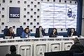 Участники пресс-конференции «Защита авторских прав в Интернете. Запуск Федеральной резервной системе банков знания».jpg