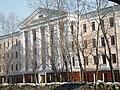 Хабаровск, здание командования внутренних войск ф1.JPG