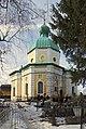 Церковь Иоанна Богослова. Вид с тропинки к храму.jpg