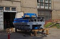 Шнекоход ЗИЛ - ZIL screw vehicle (14867181573).jpg