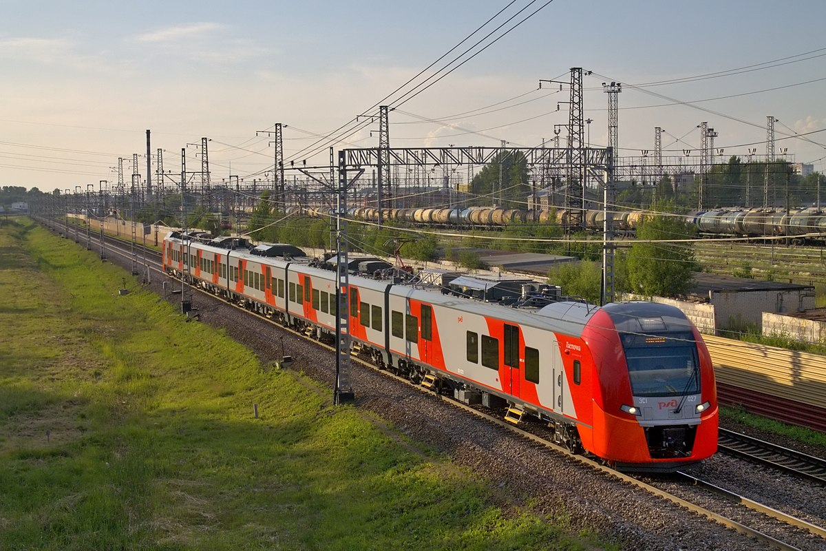 russian railways wikipedia
