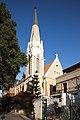 כנסיית עמנואל במושבה האמריקאית ביפו - Emanuel church, Jaffa.jpg