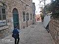 סמטת חתם סופר בעיר העתיקה בצפת, 2019.jpg