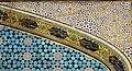 شاه گره کاشیکاری معرق ایوان غربی مسجد جامع اصفهان.jpg