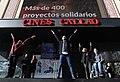 'Voluntarios por Madrid', flashmob multitudinario y nuevo chaleco por el Día Internacional del Voluntariado 2017 03.jpg