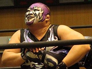 Masato Shibata Japanese professional wrestler