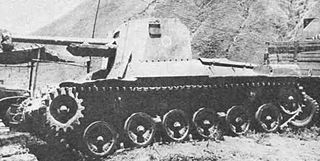 Type 1 Ho-Ni I Type of Tank destroyer