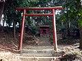 下市町原谷 椎原神社(稲荷大明神) Shiibara-jinja, Haradani 2011.3.15 - panoramio.jpg