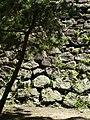 和歌山城の石垣 新裏坂にて Stone wall of Wakayama castle 2011.7.15 - panoramio.jpg