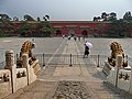 寧壽門望皇極門 Huangji Gate from Ningshou Gate - panoramio.jpg