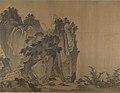 明? 佚名 (舊傳)夏珪 長江萬里圖 (後半卷)-River Landscape after Xia Gui MET DP166155.jpg