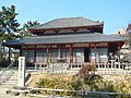 西大寺四王堂(四王金堂) Shiō-do, Saidaiji 2011.2.03 - panoramio.jpg