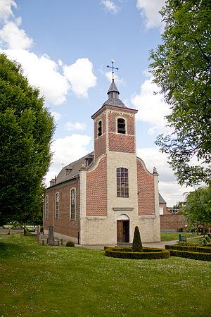 Wilsele - Saint-Martinus church in Wilsele