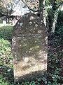 -2019-11-13 Headstone of James Randell, died January 3 1910, Trimingham churchyard.JPG