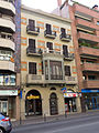 002 Casa Sarrà, c. Barcelona 25 (Girona).JPG