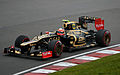 012 Canadian GP - Romain Grosjean Lotus E20 02.jpg