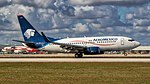 02092018 Aeromexico XA-GOL B737 KMIA NAEDIT (26661284848).jpg