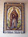 033 Ermita de Sant Eloi, plafó ceràmic.jpg
