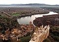 034 El Cap de la Vila, des del castell de Miravet.JPG