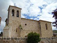 05a Olmos de Peñafiel Iglesia Santa Engracia Ni.JPG