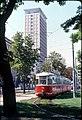 071R01220880 Bereich Schottenring, Strassenbahn Linie 132 Typ F 746 22.08.1980.jpg