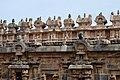 1-Airavatesvara Temple - Darasuram - Tamilnadu - Detail of the perimeter wall.jpg