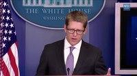 File:10-9-13- White House Press Briefing.webm