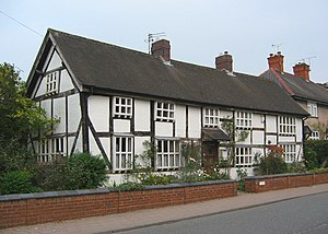 Tollemache Almshouses - Wilbraham's Almshouses