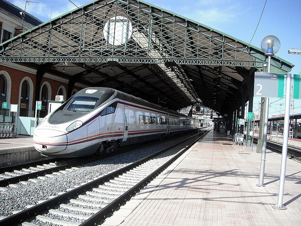 114 estacionado en Valladolid Campo Grande