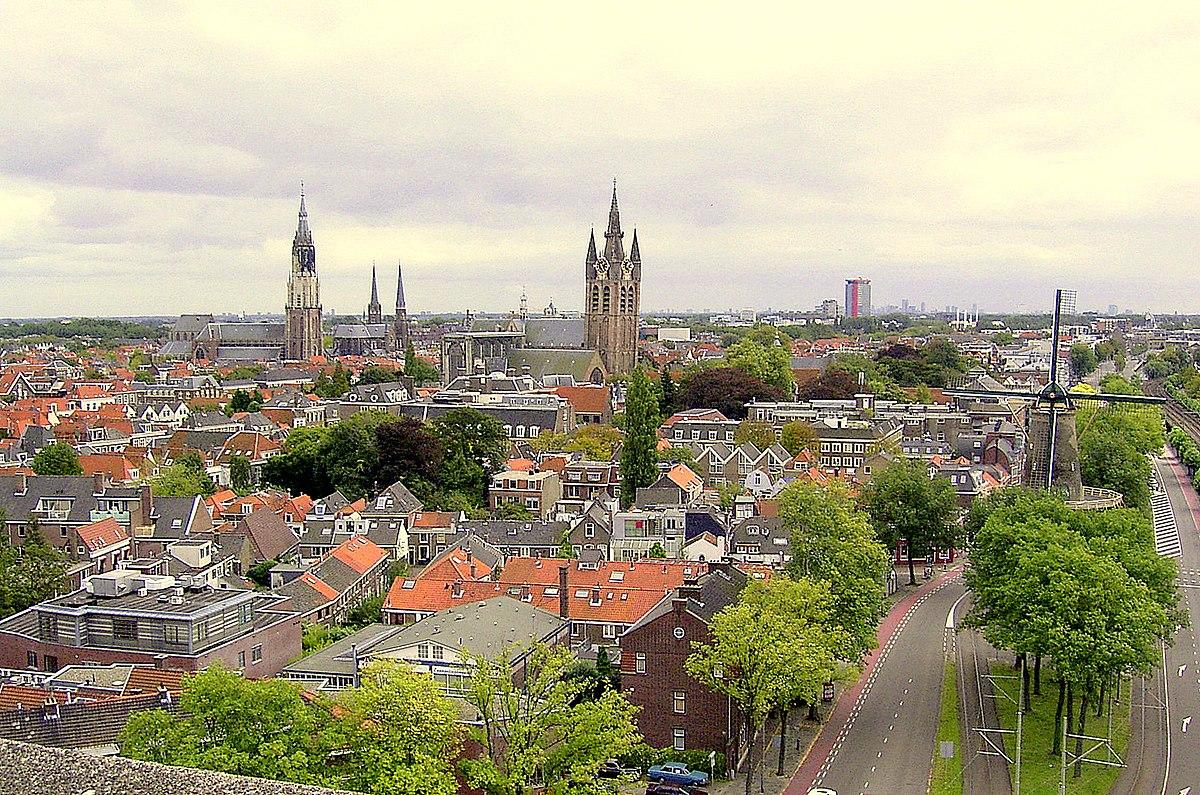 Delft Wikipedia