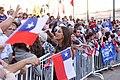 11 Marzo 2018, Ministra Cecilia Perez participa en la llegada del Prdte. Sebastian Piñera a La Moneda. (40713556812).jpg