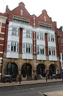 Alfred Edward Cheatle British architect